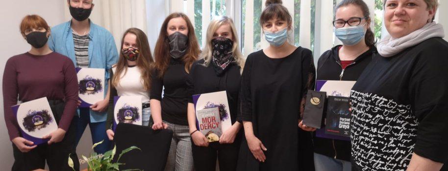 Konkurs literacki – wręczenie nagród i dyplomów