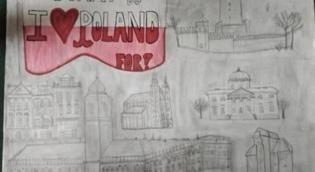 """Polska? Kocham!"""